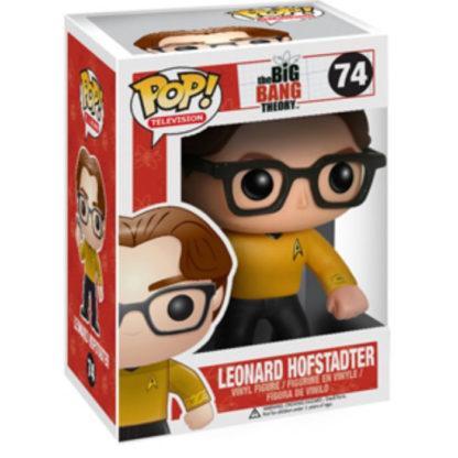 Figurine Funko Pop 74 Leonard Hofstadter (The Big Bang Theory)