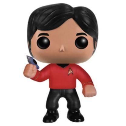 Figurine Funko Pop 76 Raj Koothrappali (The Big Bang Theory)
