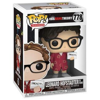 Figurine Funko Pop 778 Leonard Hofstadter in Robe (The Big Bang Theory)