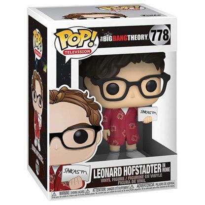Figurine Funko Pop 778 Leonard Hofstadter in Robe (The Big Bang Theory)