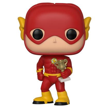 Figurine Funko Pop 833 Sheldon Cooper as The Flash (The Big Bang Theory)