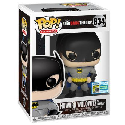 Figurine Funko Pop 834 Howard Wolowitz as Batman (The Big Bang Theory)