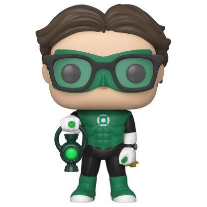 Figurine Funko Pop 836 Leonard Hofstadter as Green Lantern (The Big Bang Theory)
