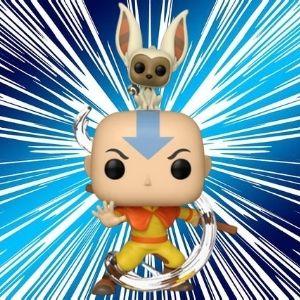 Figurines Pop Avatar Le Dernier Maître de l'Air