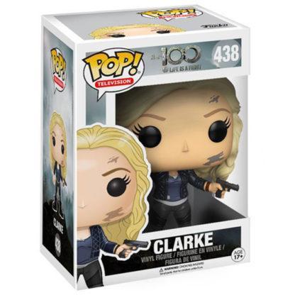 figurine funko pop 438 clarke the 100