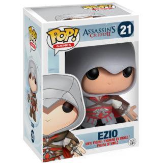 Figurine Funko Pop 21 Ezio Assassin's Creed