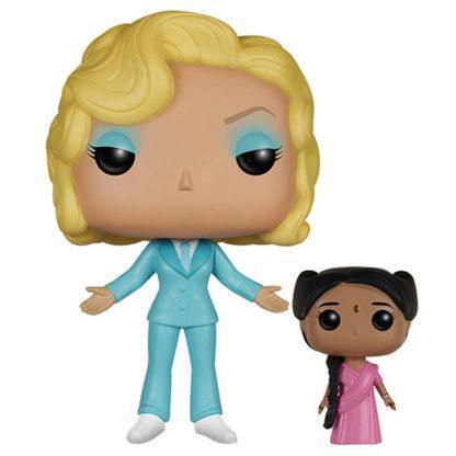 figurine funko pop 241 Elsa Mars et Ma Petite American Horror Story