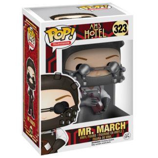 figurine funko pop 323 Mr March American Horror Story