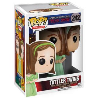 figurine funko pop 242 Tattler Twins American Horror Story