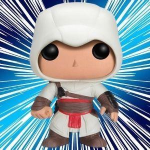 Figurines Pop Assassin's Creed