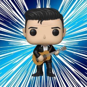 Figurines Pop Johnny Cash