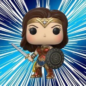 Figurines Pop Wonder Woman DC Comics