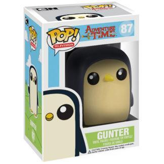 figurine funko pop 87 gunter adventure time