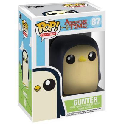 figurine funko pop 87 gunter adventure time