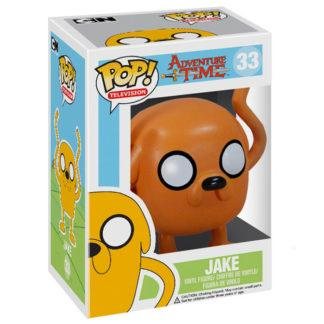figurine funko pop 33 jake adventure time