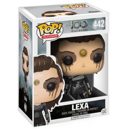 figurine funko pop 442 lexa the 100