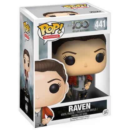 figurine funko pop 441 raven the 100