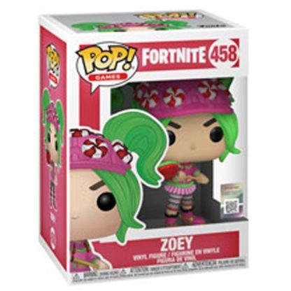 figurine funko pop zoey fortnite