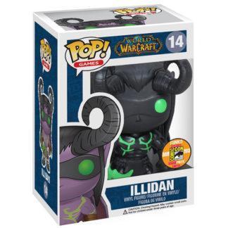 Figurine Funko Pop 14 Illidan Chase (World Of Warcraft)