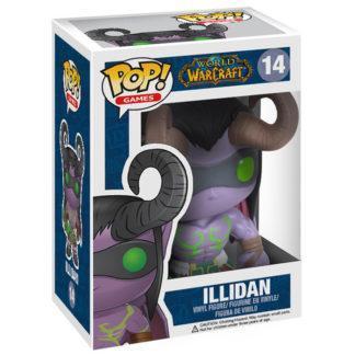 Figurine Funko Pop 14 Illidan (World Of Warcraft)