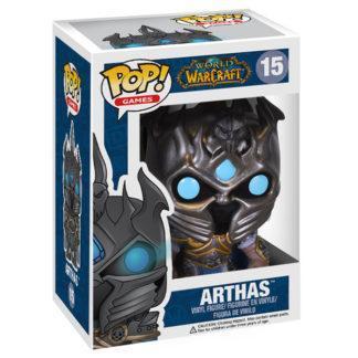 Figurine Funko Pop 15 Arthas (World Of Warcraft)