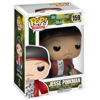 Figurine Funko Pop 159 Jesse Pinkman (Breaking Bad)