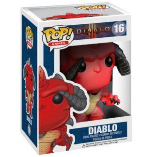 Figurine Funko Pop 16 Diablo (Diablo III)