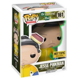Figurine Funko Pop 161 Jesse Pinkman Glows in the Dark (Breaking Bad)