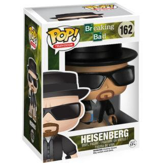 Figurine Funko Pop 162 Heisenberg (Breaking Bad)