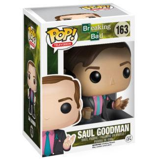Figurine Funko Pop 163 Saul Goodman (Breaking Bad)