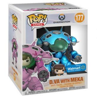 Figurine Funko Pop 177 D.Va with Meka Chase Supersized (Overwatch)