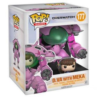 Figurine Funko Pop 177 D.Va with Meka (Overwatch)
