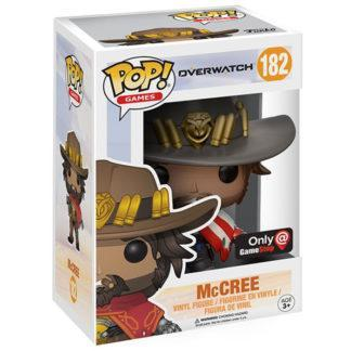 Figurine Funko Pop 182 McCree Chase (Overwatch)