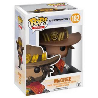 Figurine Funko Pop 182 McCree (Overwatch)