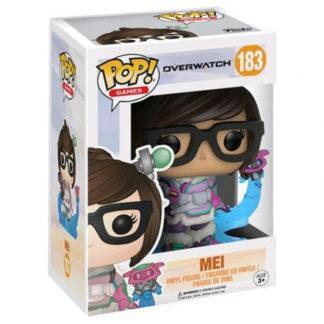 Figurine Funko Pop 183 Mei Chase (Overwatch)