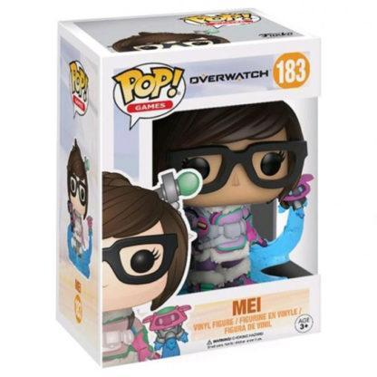 Figurine Funko Pop 183 Mei Chase (Overwatch)