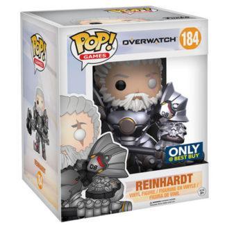 Figurine Funko Pop 184 Reinhardt Chase (Overwatch)