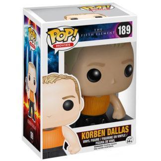 Figurine Funko Pop 189 Korben Dallas (Le Cinquième Élément)