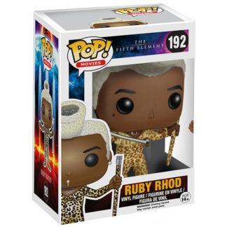 Figurine Funko Pop 192 Ruby Rhod (Le Cinquième Élément)