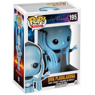 Figurine Funko Pop 195 Diva Plavalaguna (Le Cinquième Élément)
