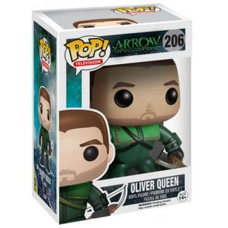 Figurine Funko Pop 206 Oliver Queen (Arrow)