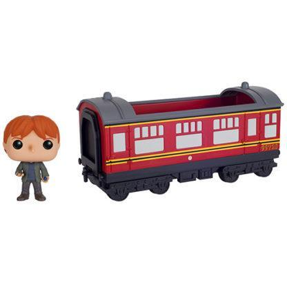 Figurine Funko Pop 21 Hogwarts Express Carriage with Ron Weasley (Harry Potter)