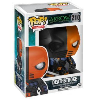 Figurine Funko Pop 210 Deathstroke (Arrow)