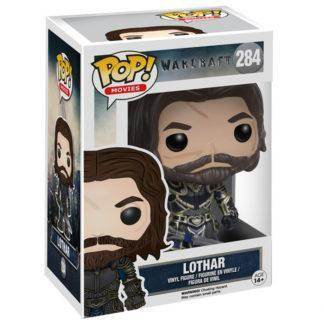 Figurine Funko Pop 284 Lothar (Warcraft)