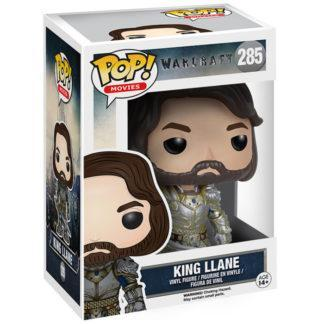 Figurine Funko Pop 285 King Llane (Warcraft)