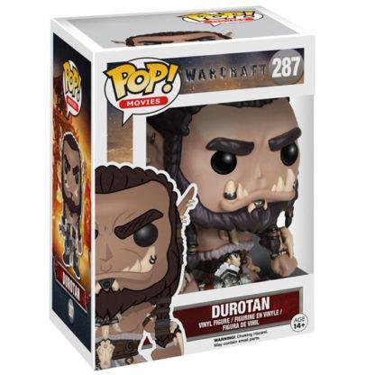 Figurine Funko Pop 287 Durotan (Warcraft)