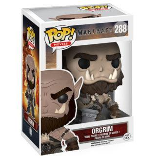 Figurine Funko Pop 288 Orgrim (Warcraft)