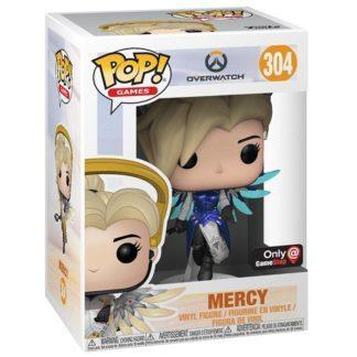 Figurine Funko Pop 304 Mercy Chase (Overwatch)
