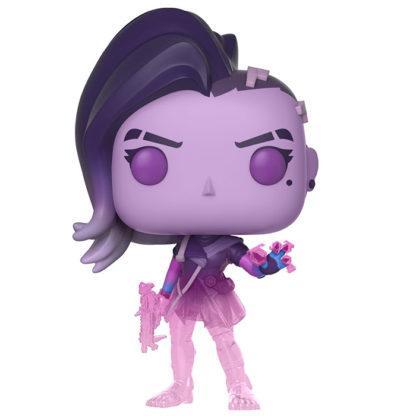 Figurine Funko Pop 307 Sombra Chase (Overwatch)