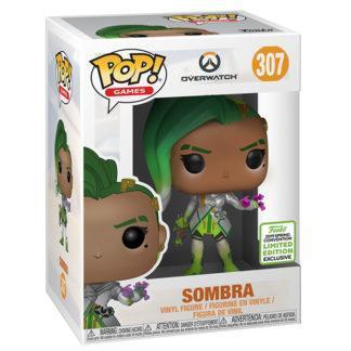 Figurine Funko Pop 307 Sombra (Overwatch) 2